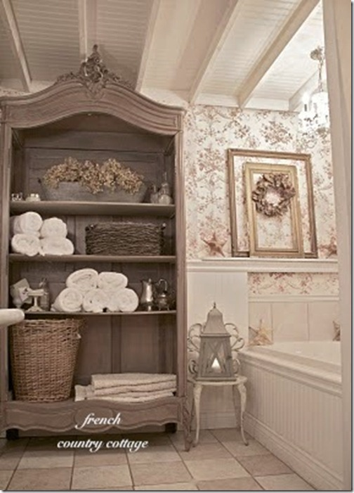 French country cottage feature Beautiful bathrooms and bedrooms magazine