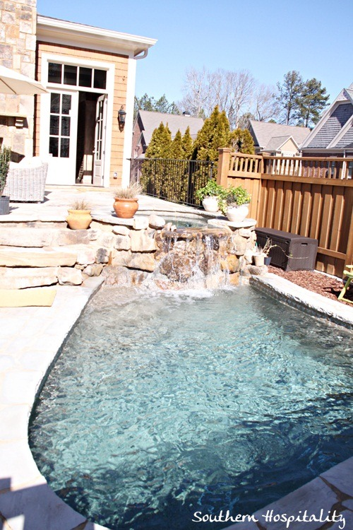 1000 images about swimming pools for a small yard on for Tiny pool
