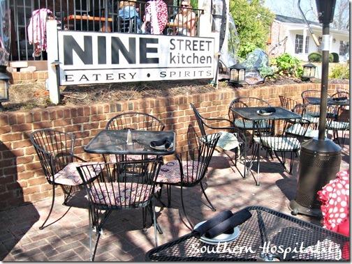 Nine on Canton Street Roswell