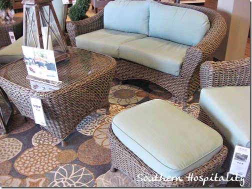 Captivating All Weather Wicker. More All Weather Wicker From Martha Stewart.