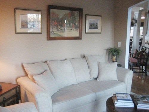 Decorating Dilemma:  Anita's Living Room