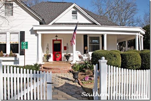 exterior Roland house