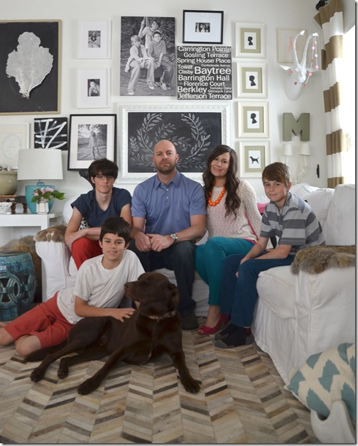 Nesting Place family