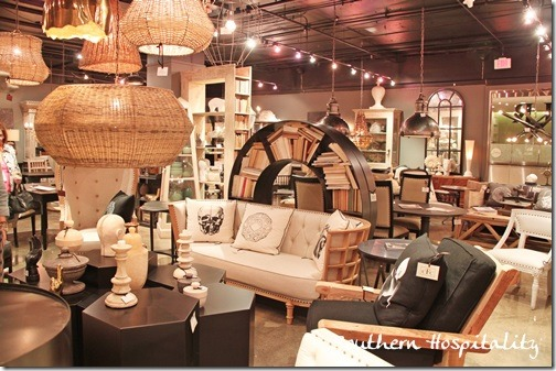 High point furniture market southern hospitality for Furniture market