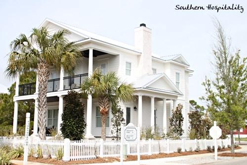 beach cottage Carrillon