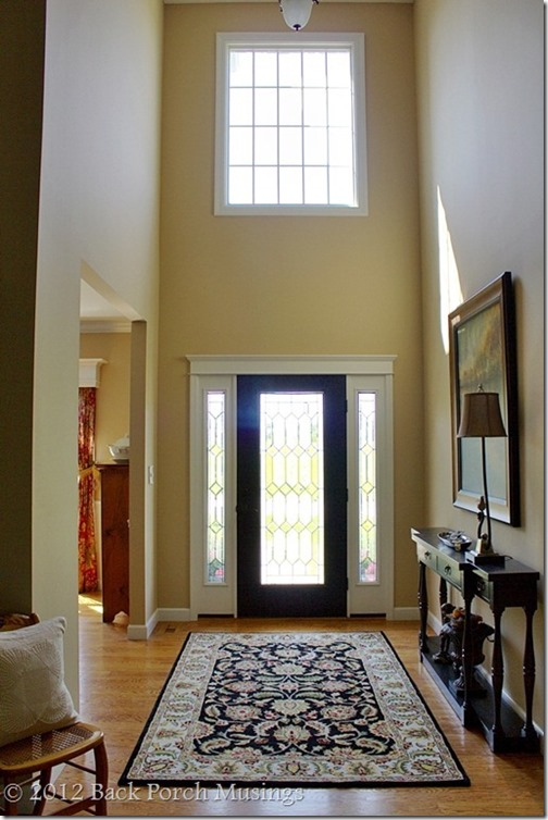 Two Story Foyer Design Ideas : Feature friday back porch musings southern hospitality