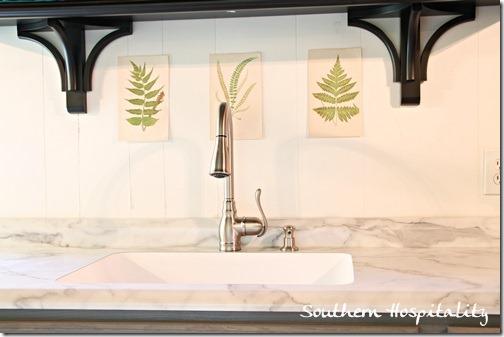 karran sink and formica countertop