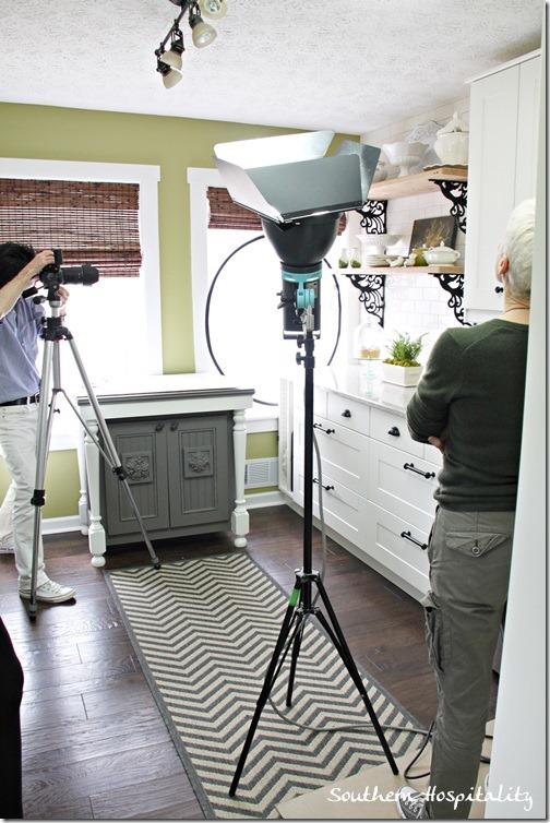 kitchen shoot
