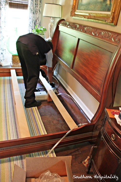 Putting Together A Sleep Number Bed