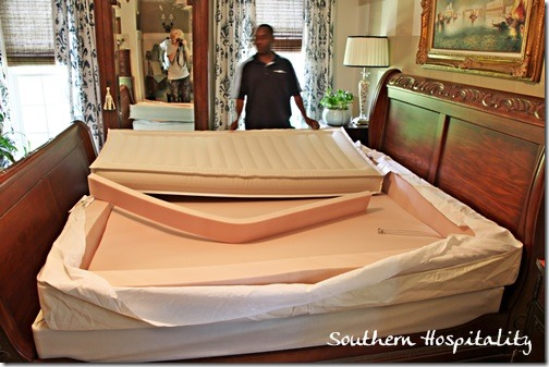 Sleeping On A Sleep Number Bed Southern Hospitality