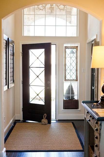 Young House Love Foyer Door : Feature friday little cottage on the pond southern