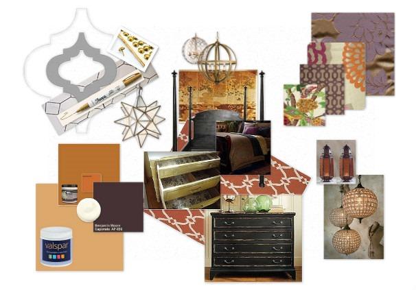Decorating Dilemma:  A Master Bedroom