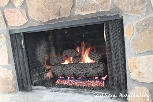Gas Logs Installed Southern Hospitality