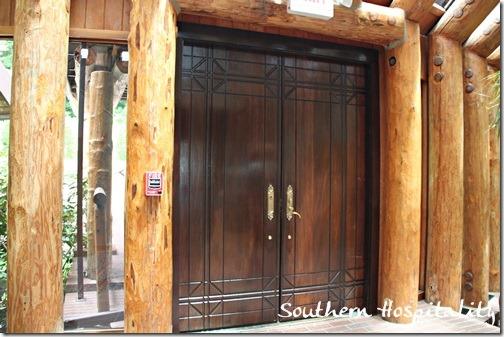 Fontanel front door