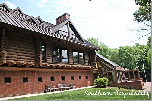 Fontanel log house