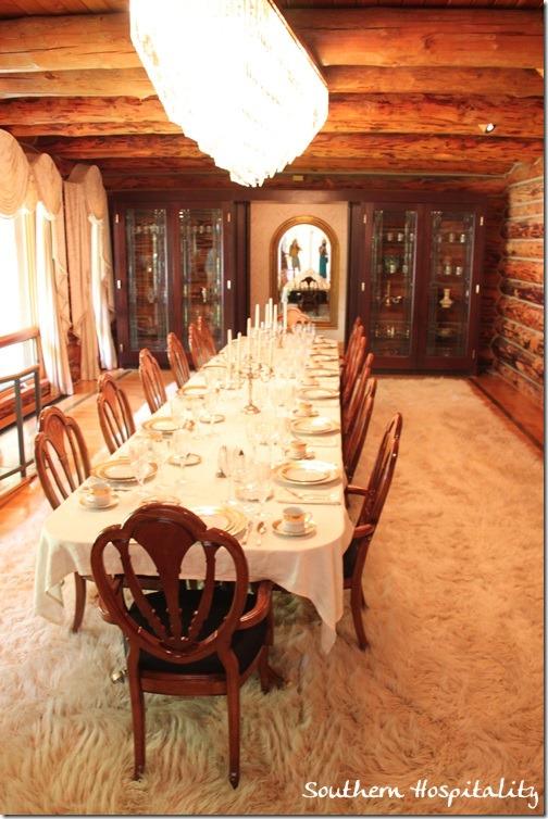 Mandrell dining room