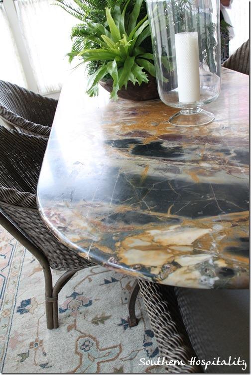 antique dr table
