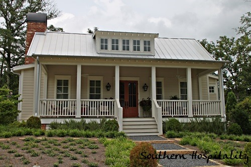 Mitchell Gold Cottage at Serenbe Southern Hospitality
