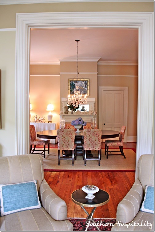 lr to dining room