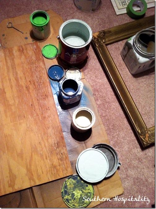 paint choices