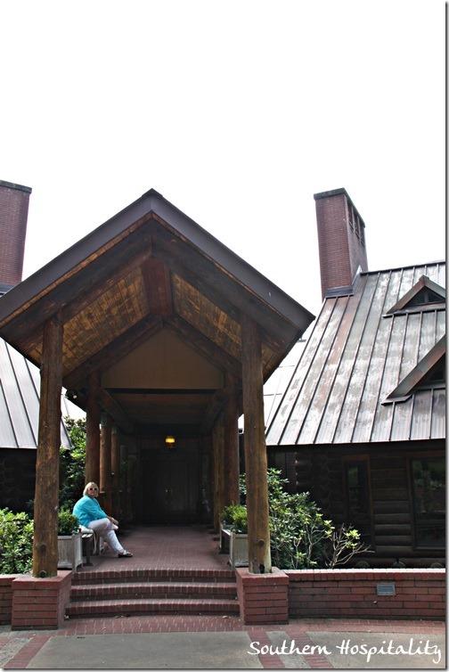 porch over front door