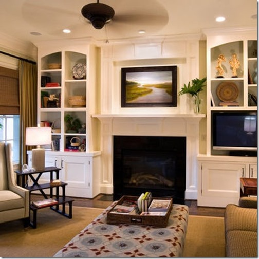 Houzz Fireplace Ideas: Decorating Dilemma: Laurie's Living Room