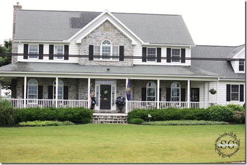 2013 Summer House Tour stonegableblog.com 26