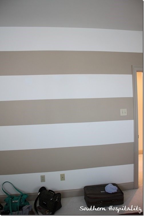 after stripes painted 2