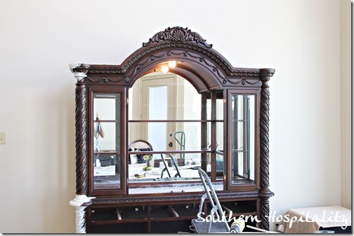 china cabinet before