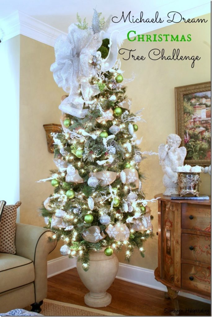 Michaels Dream Tree Christmas Challenge Southern