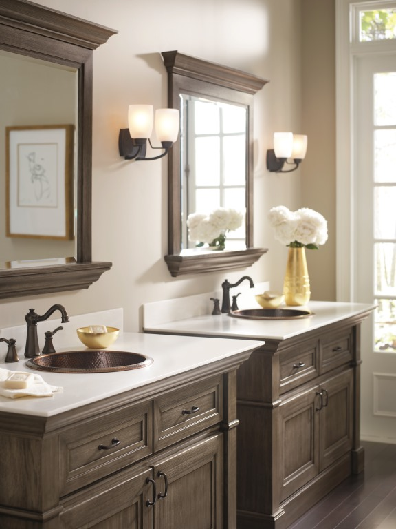 Bathroom Makeover Contest makeover my vanity: omega bathroom cabinetry pinterest contest