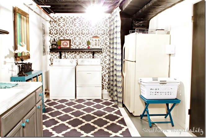 laundry room side