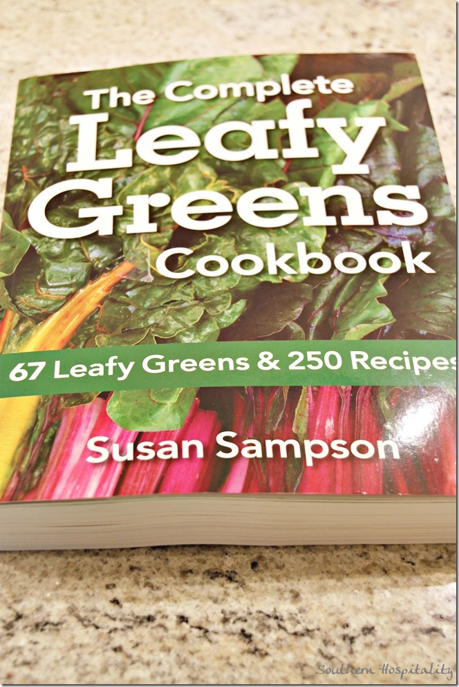 leafy greens cookbook