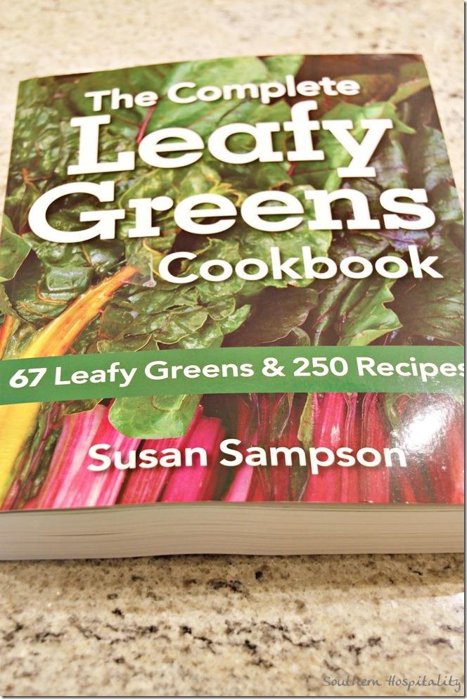 leafy greens cookbook
