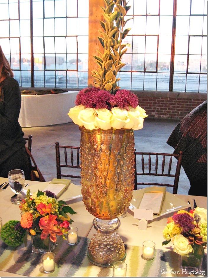 tall florals