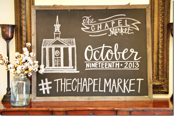 the chapel market