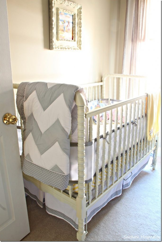 Perfect baby bedding