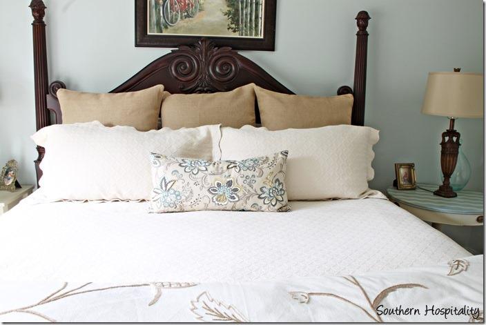 guest room linens