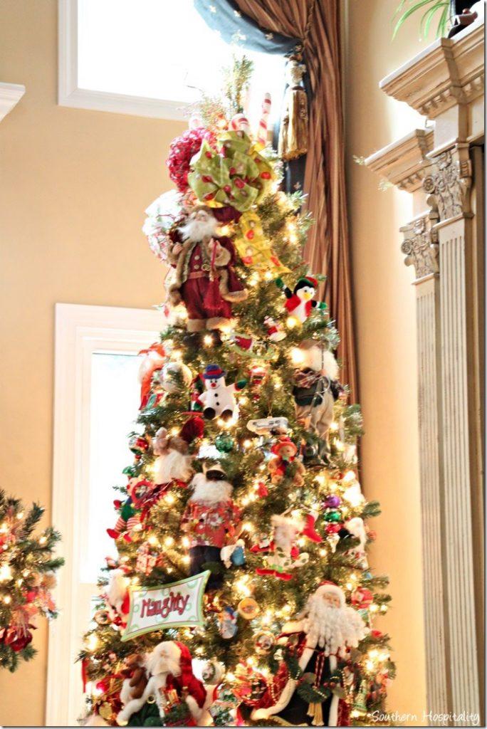 great room big tree