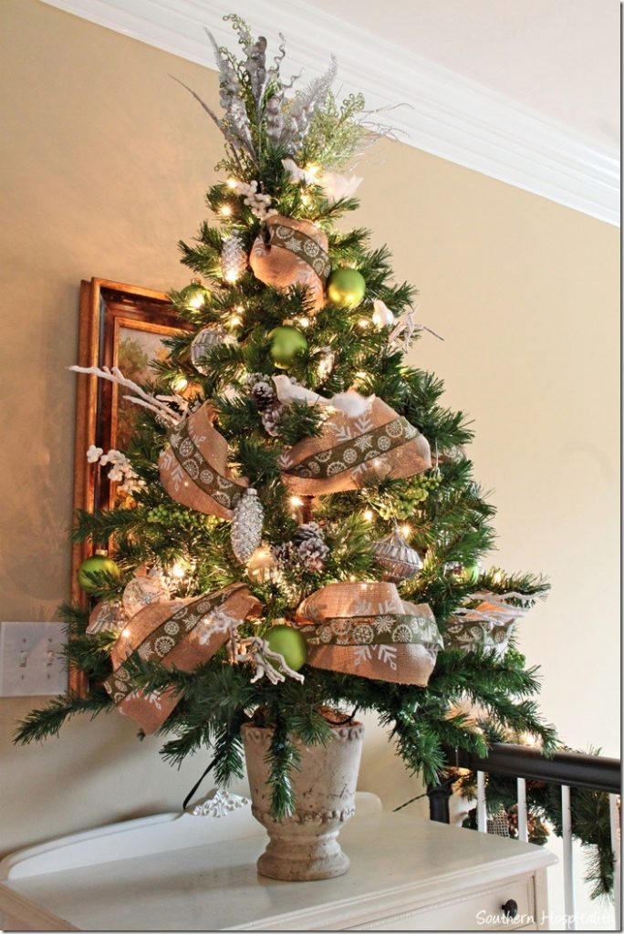 hall table tree