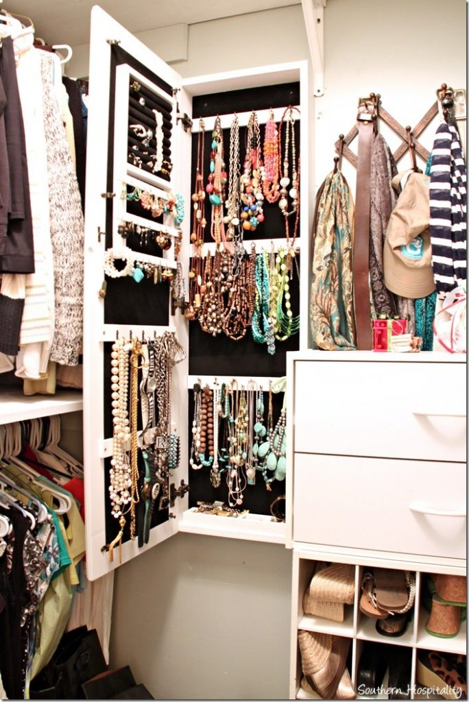 Jewelry Storage Solutions - Southern Hospitality