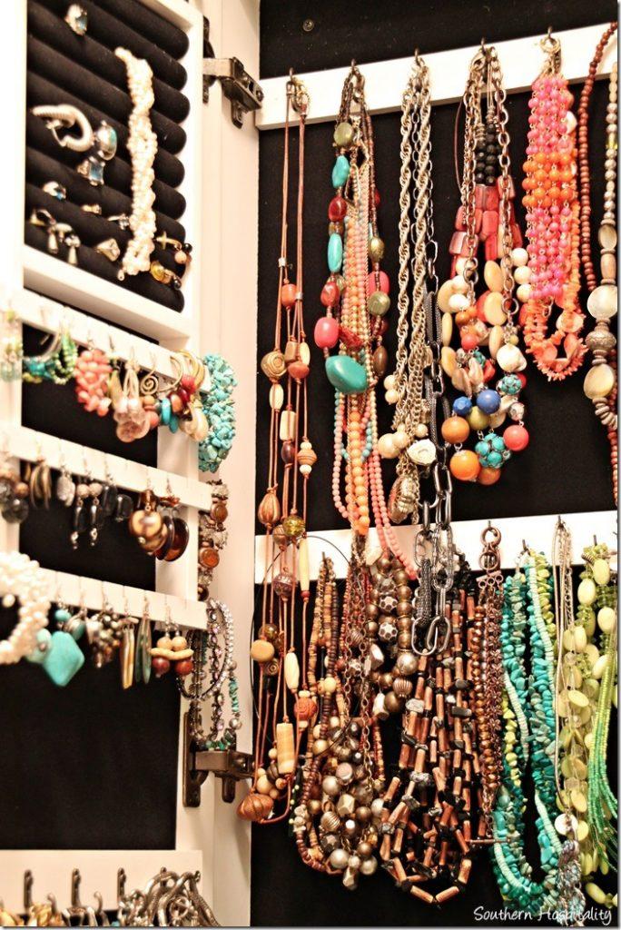 Jewelry Storage Solutions Southern Hospitality