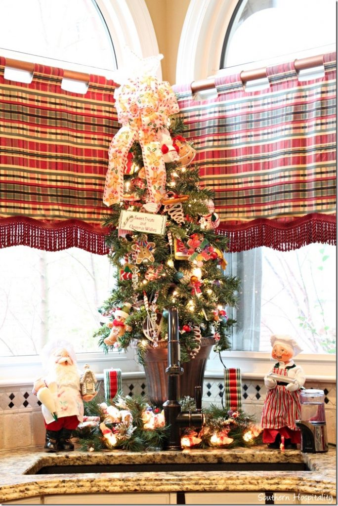 kitchen tree