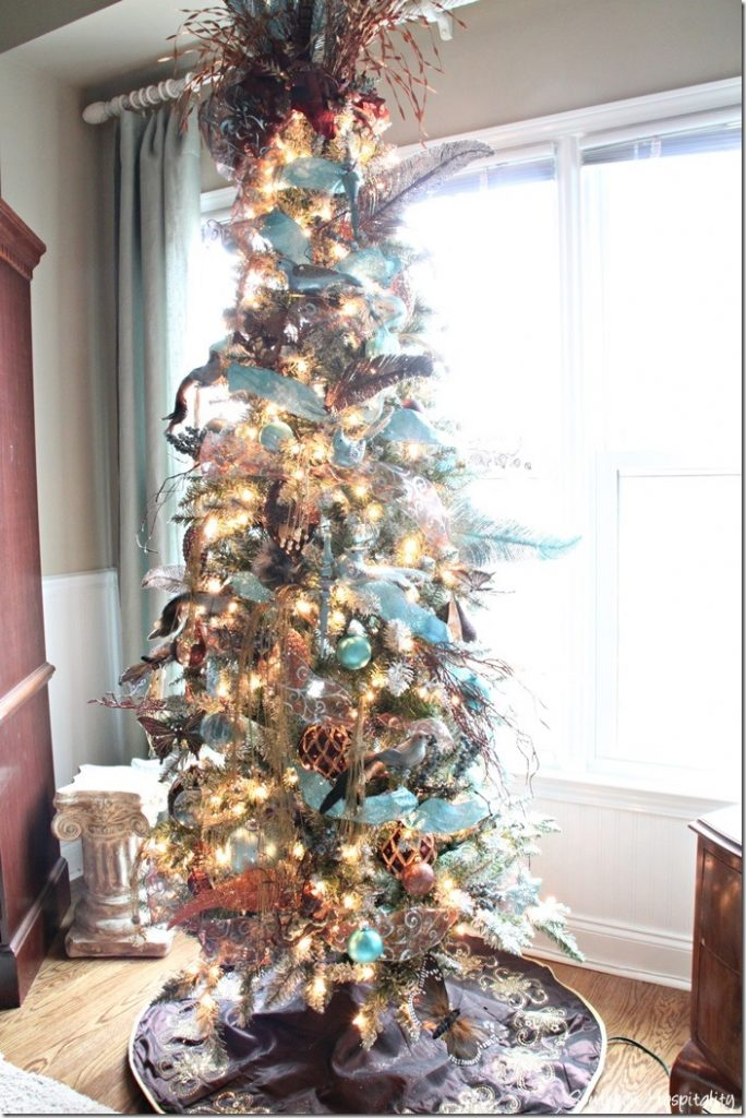 master bedroom tree