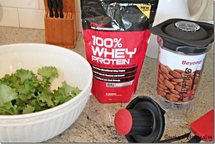 protein kale