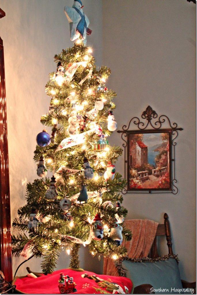tree in laurens room
