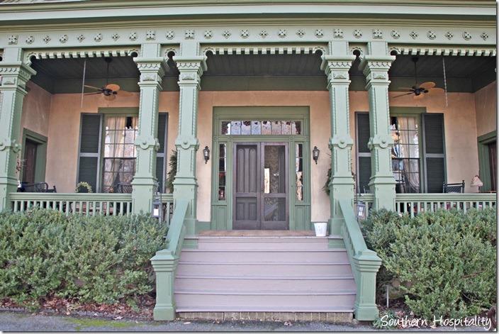 Oakton porch