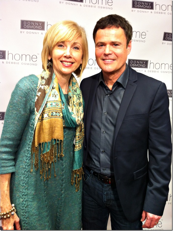 The Atlanta Market Donny Osmond Home Collection