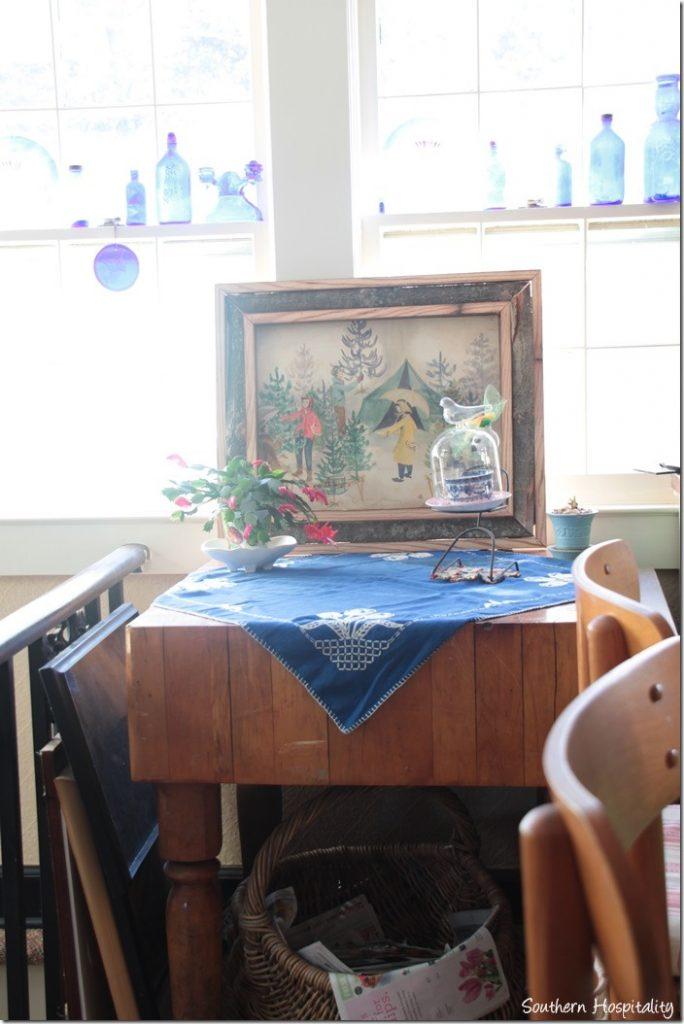 kitchen art & windows
