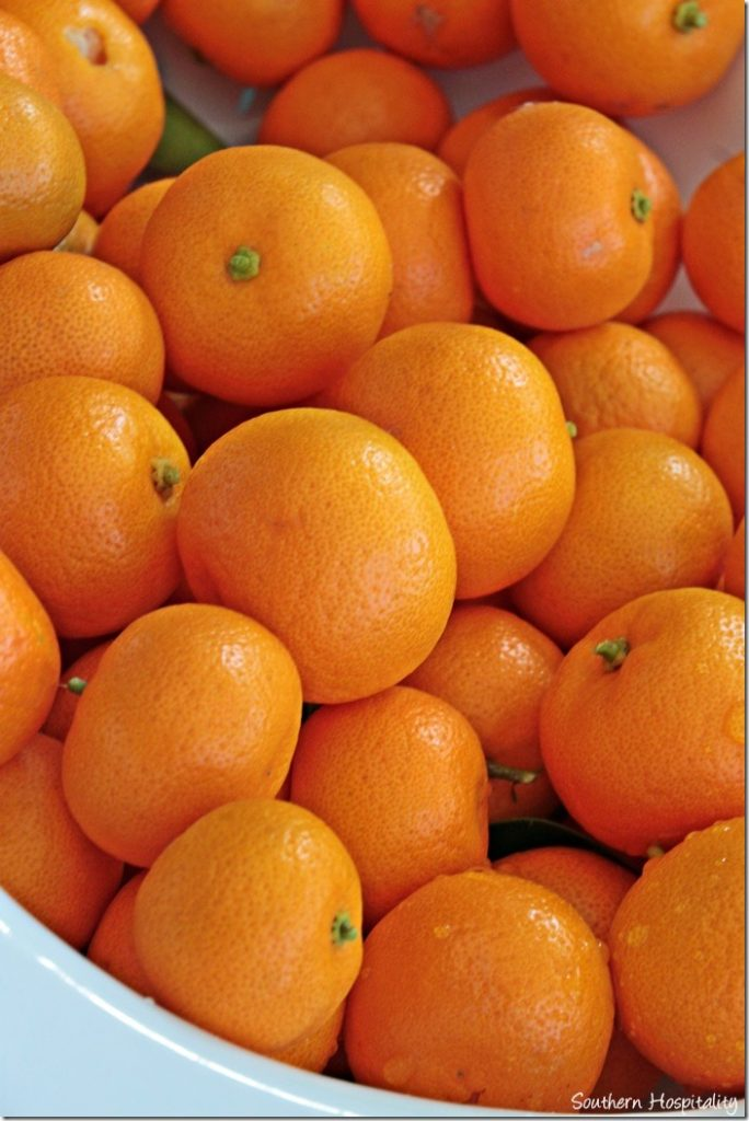 pretty little oranges